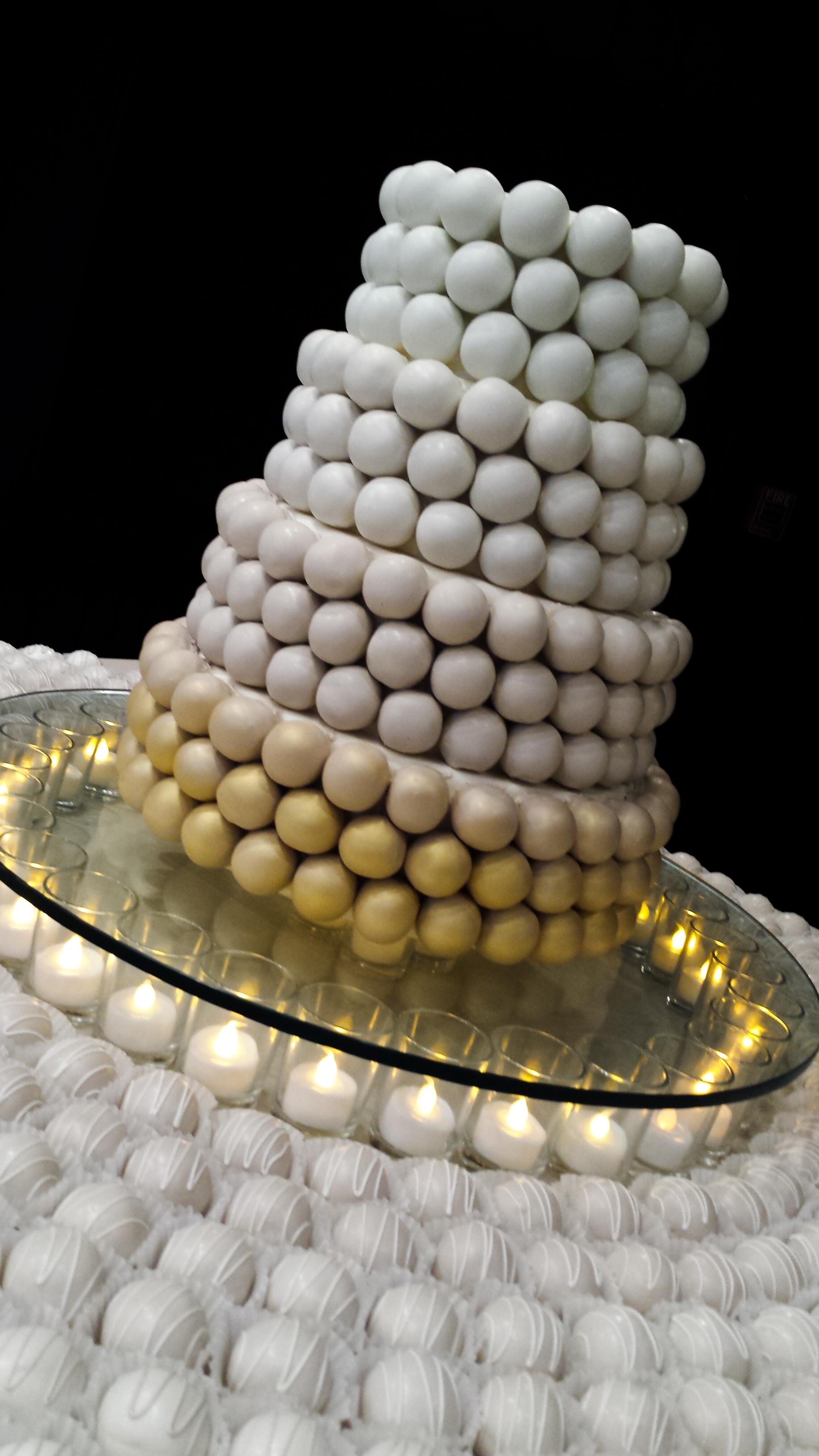 Happy Days Lodge Cake Ball Cake