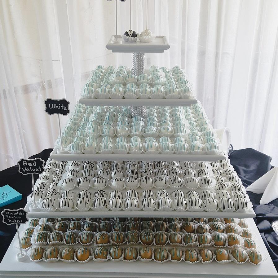 Chenoweth Golf Club Cake Balls