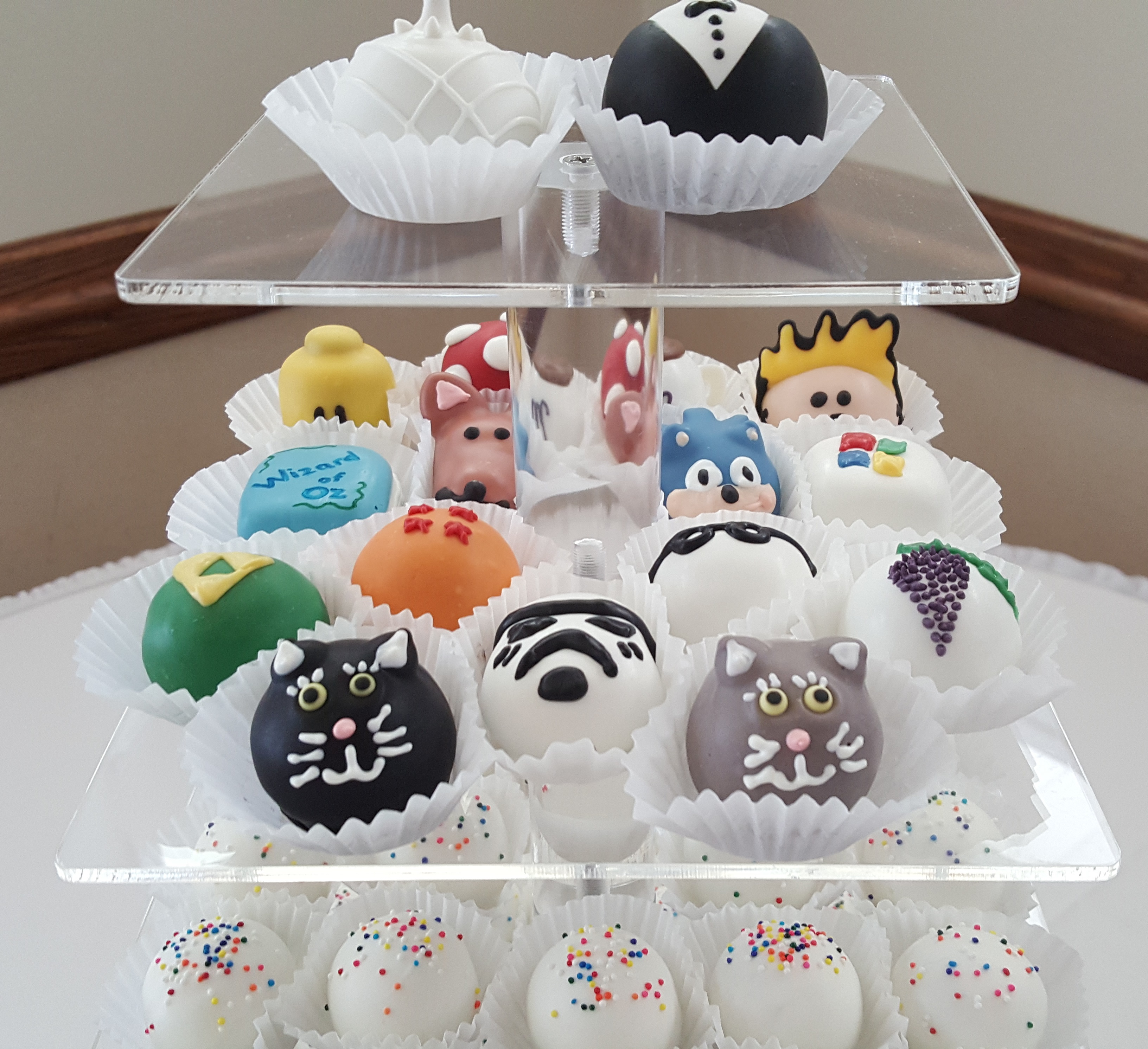 Special Design Wedding Balls