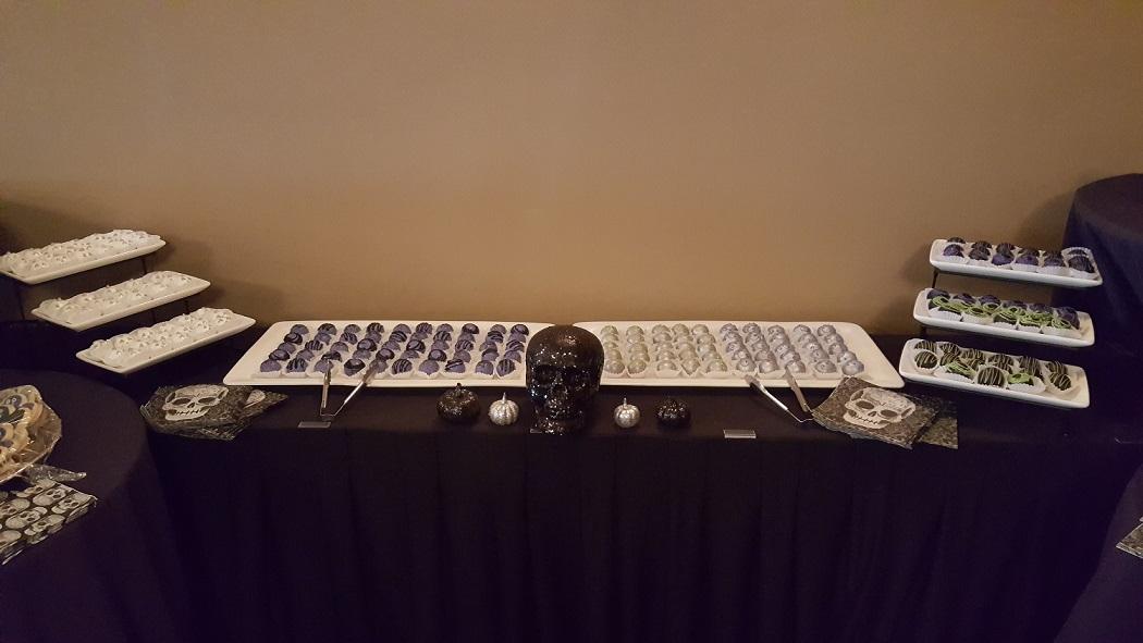 Halloween Corporate Event